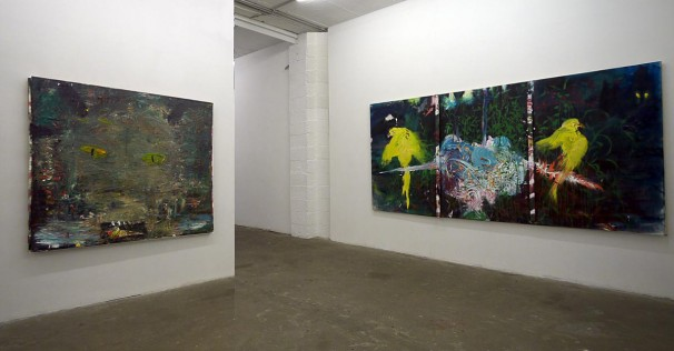 101Installation view