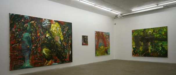 102Installation view