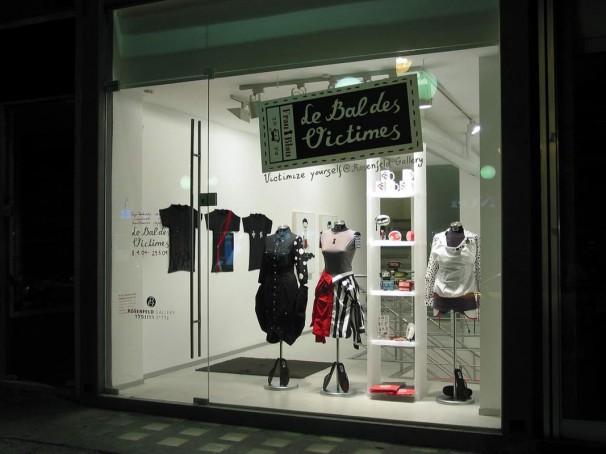 102La Bal Des Victimes_Installation view