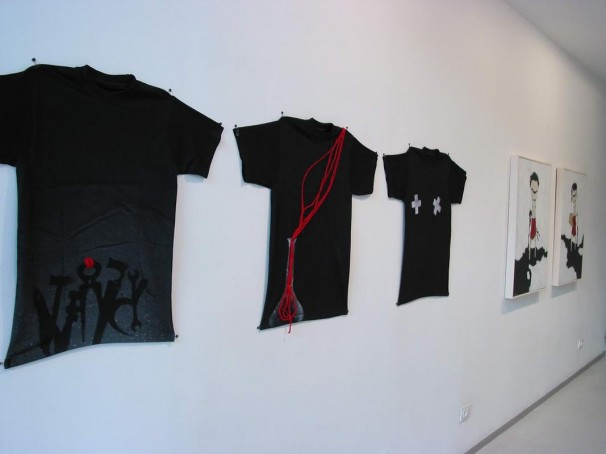 103Installation view