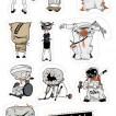 104La Bal Des Victimes_Stickers