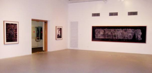107Installation view