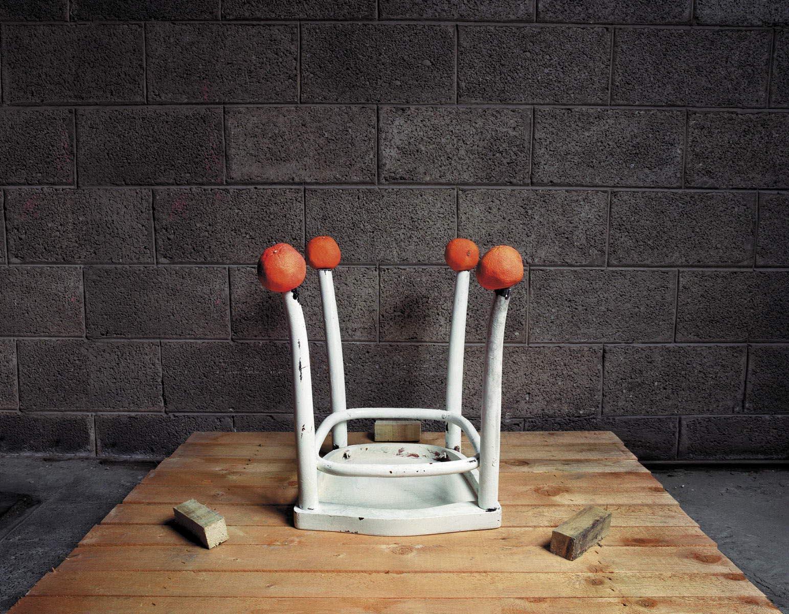Altar/King, 2003, LP, 70X90 cm. מזבח/מלך