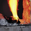 Oil Fire, 2007, Lambda print, 40x50 cm. בערה,