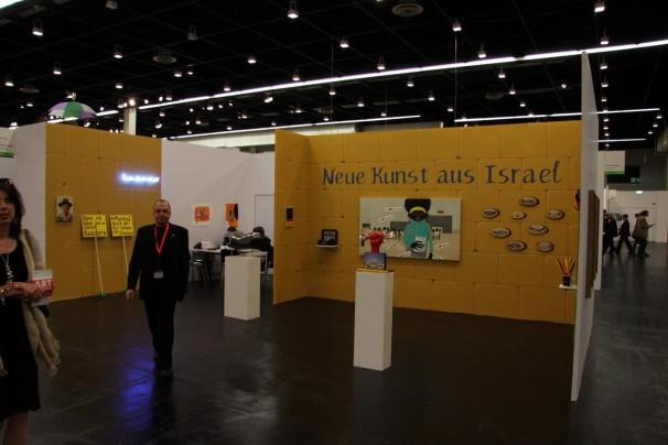 202Neue Kunst aus Israel_Installation view_2009_Installation