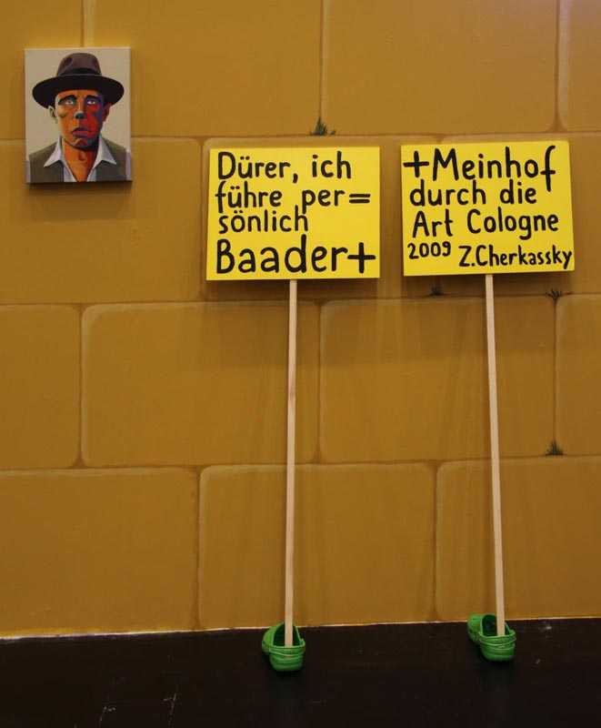 205Joseph Beuys at cologne 2009 _2009_Installation