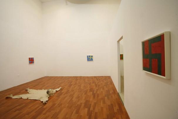 210The Nazi Hunter's Room_2007_installation 1