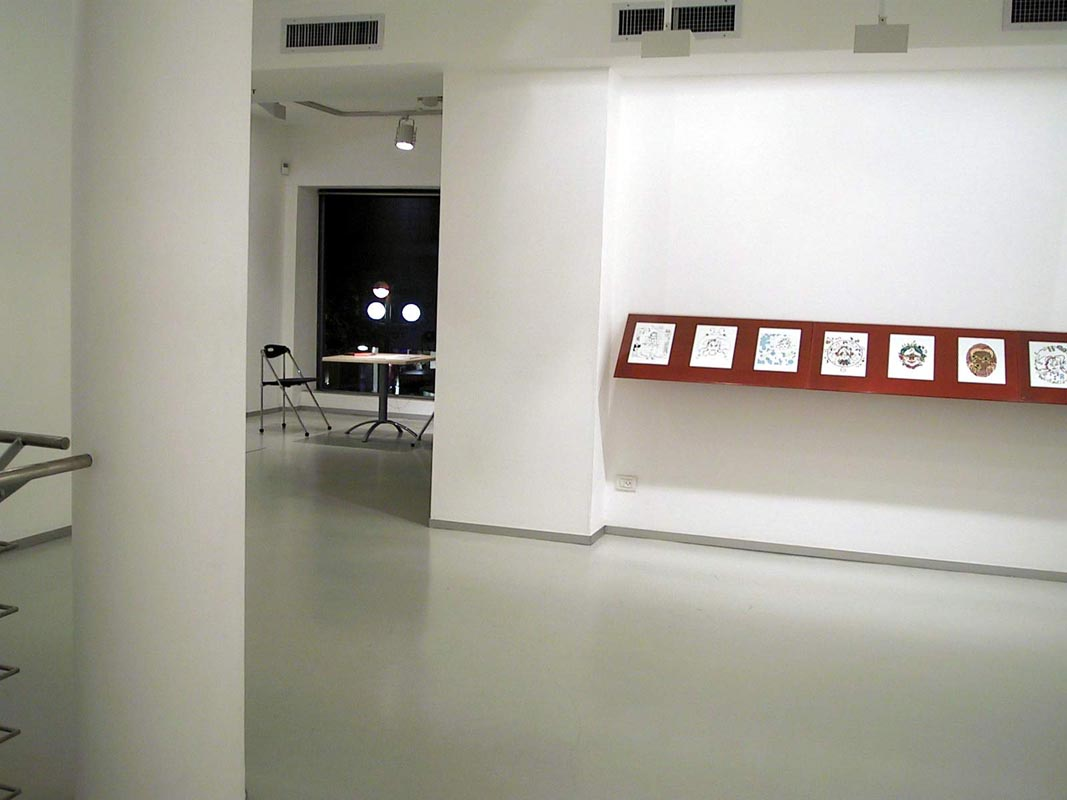 104A Different Face_Installation view