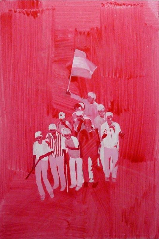 105Gang I_2011_oil on canvas_180x120 cm