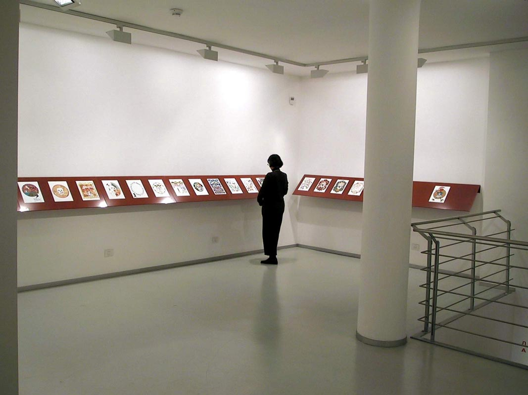 106A Different Face_Installation view