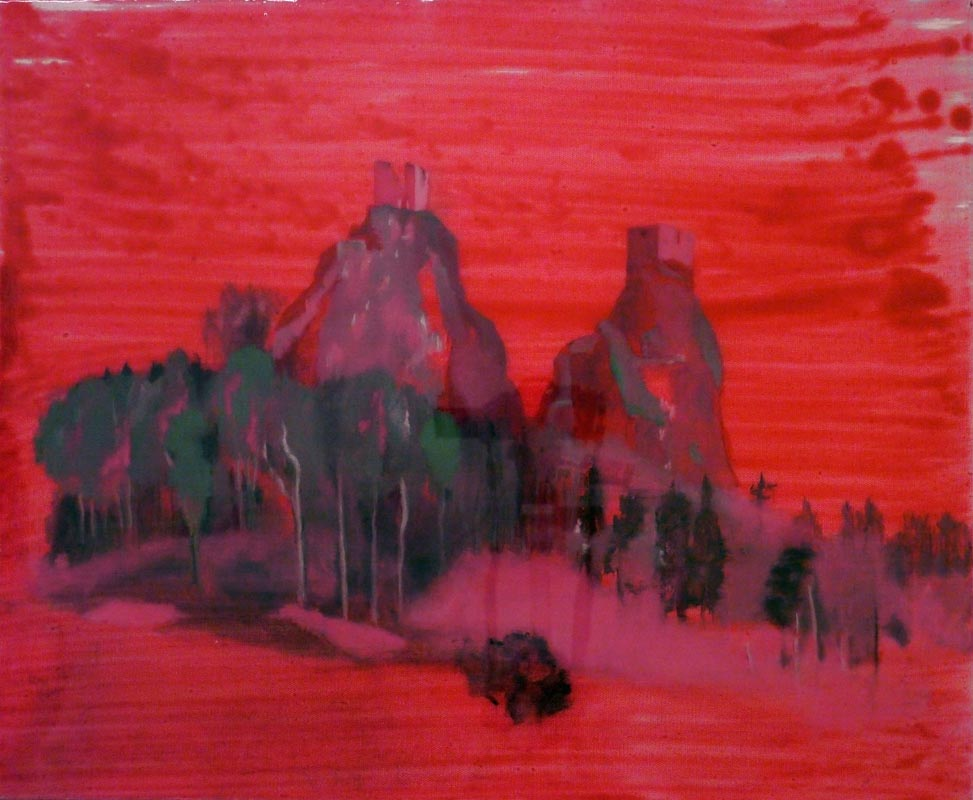 108Castle I_2011_oil on canvas_60x50 cm
