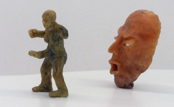 108Untitled_2012_mixed media, sculpted in wax_15