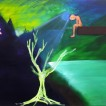 109The Giving Tree_2013_acrylic on canvas_120x160 cm