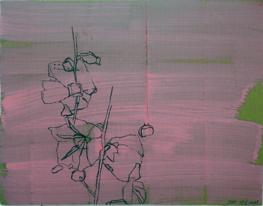 112Alcea_2011_oil on cardboard_35x45 cm 4