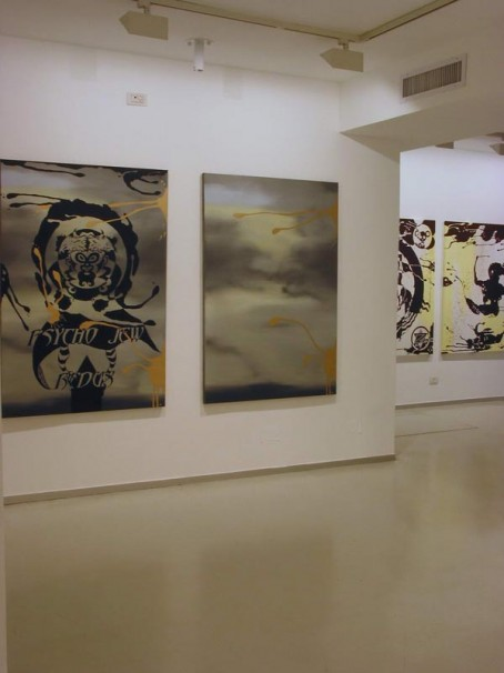 113Installation view