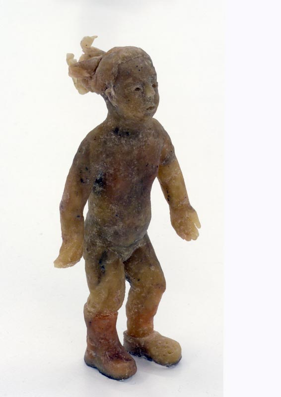 113Untitled_2012_mixed media, sculpted in wax_10