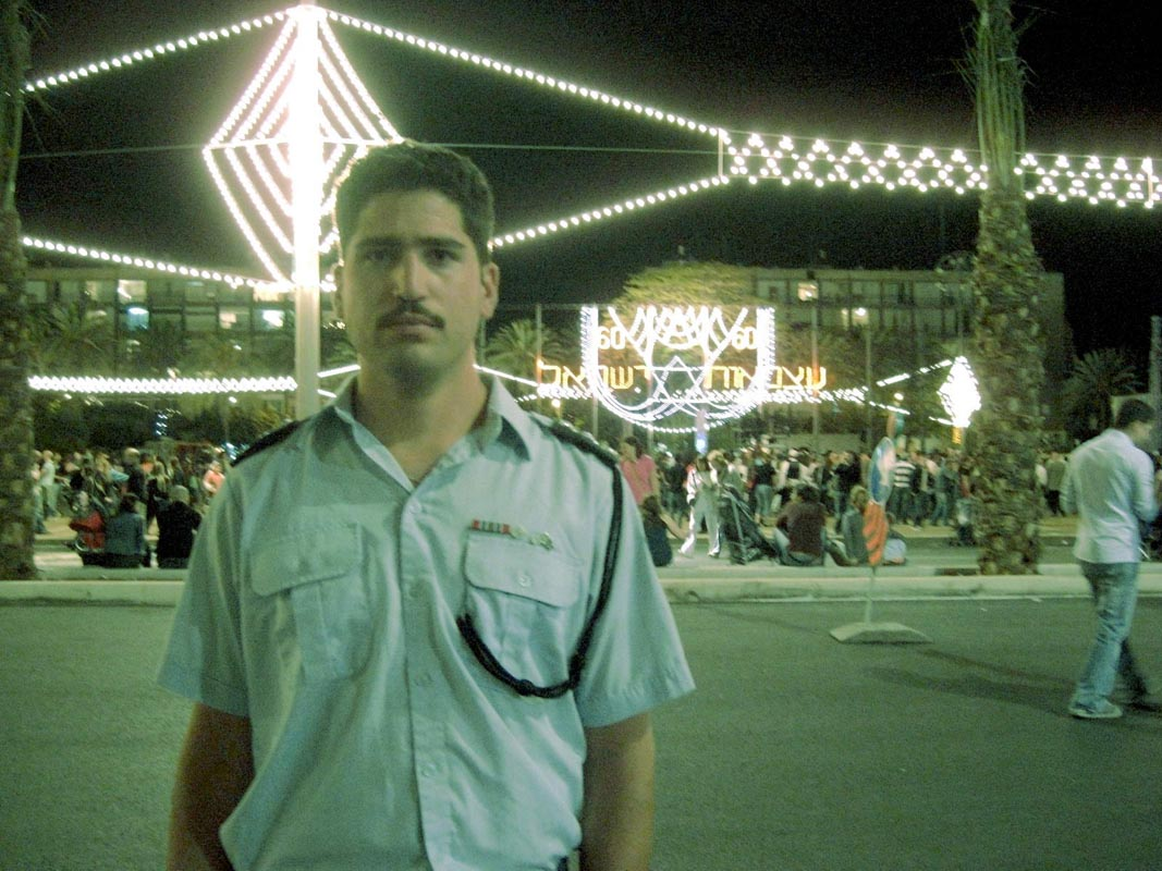 117 Policeman_2008_video_12 min