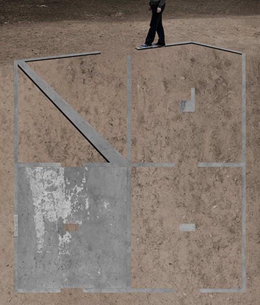 117Micha Ullman Helps Me Get Through_2014_digital print_130x110 cm