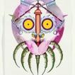 118Physiognomies_1928_gouache on paper_50x35 cm
