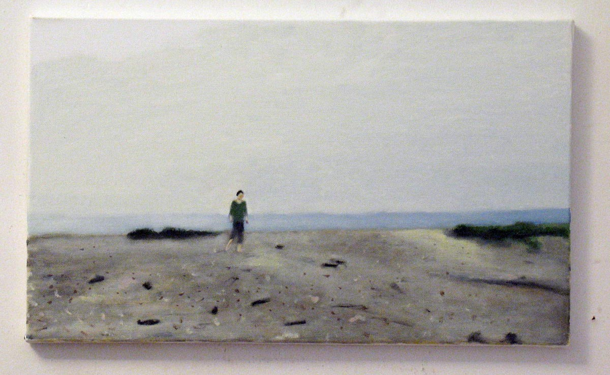 118Untitled_2007 _oil on canvas_30x50 cm