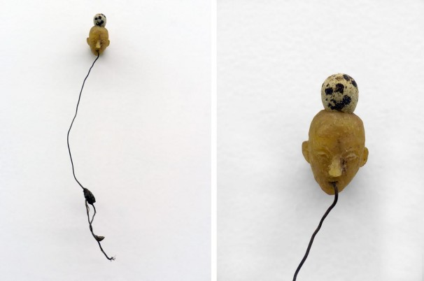 118Untitled_2012_mixed media, sculpted in wax_05