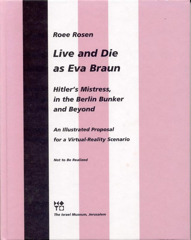 151Live and Die as Eva Braun book cover