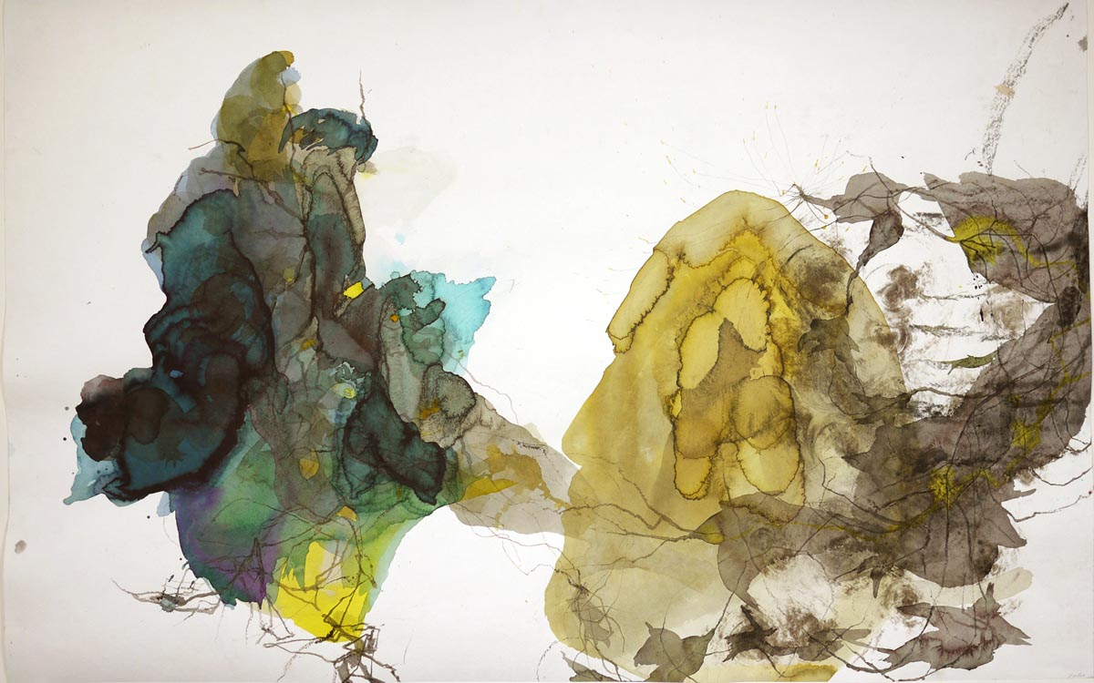 107Untitled_2015_Mixed technique on paper_66x105cm