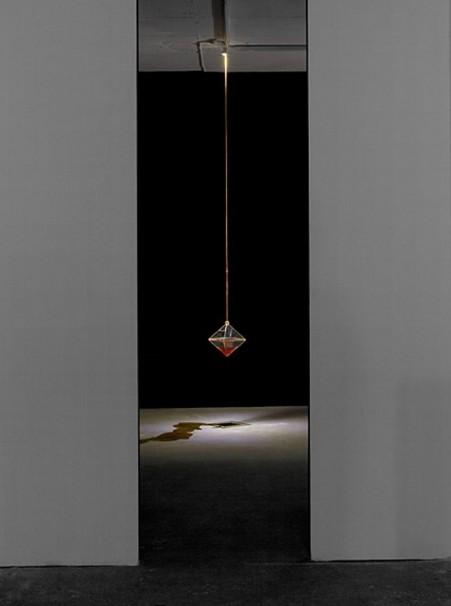102Diamond Pendulum_installation view