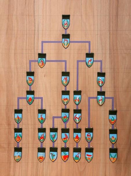 111Givati Tree_2008_Sculpture_127x95 cm