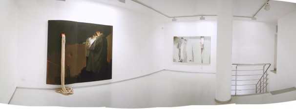 101Installation view _2000