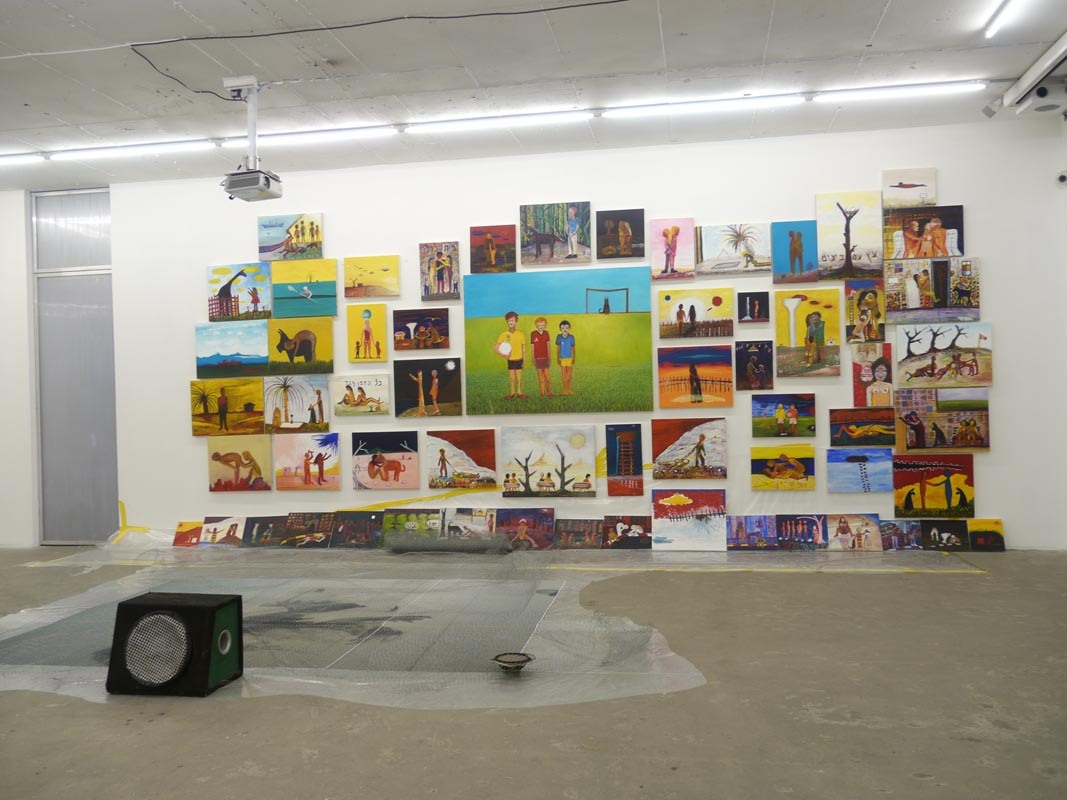 118Installation view