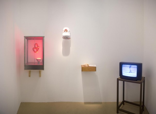 111statics installation view