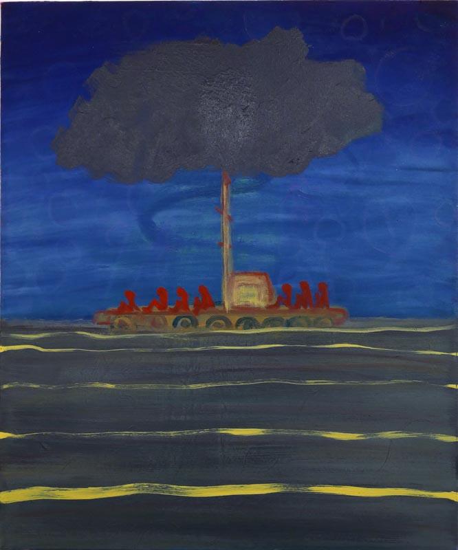158Brazil_2016_oil on canvas_60x50 cm