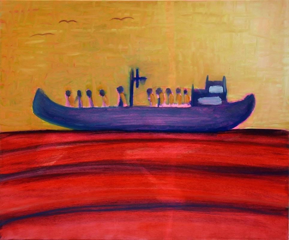 160Puerto Rico_2016_oil on canvas_50x60 cm