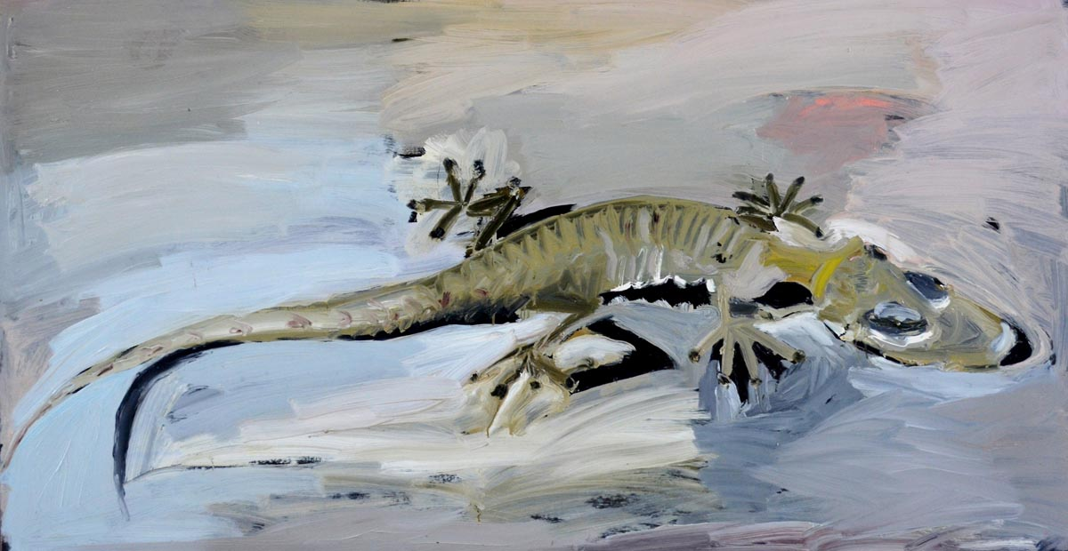 115gecko_2014_oil-on-mazonite-_82x159-cm