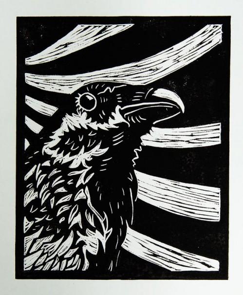 stas-korolov_2015_raven_linocut-40x30-cm
