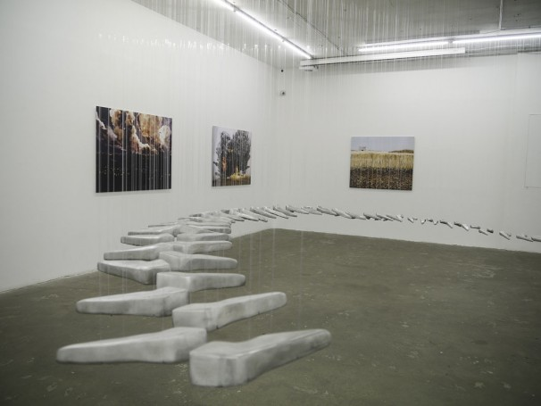 108Installation view