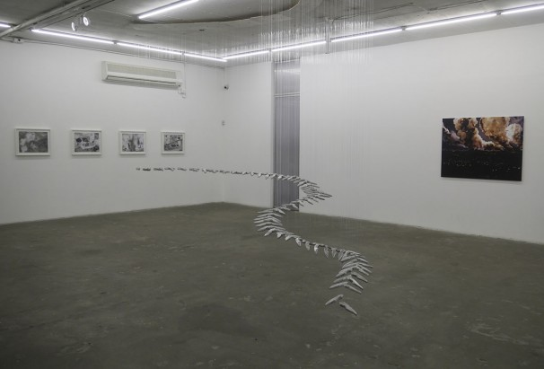 109Installation view