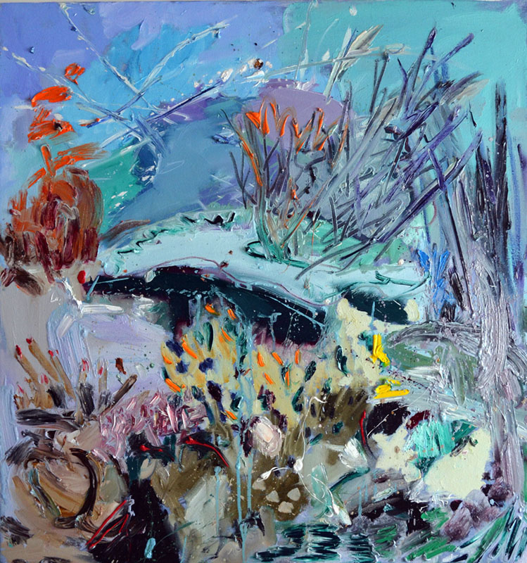152Reef_2016_oil on canvas_85x80 cm