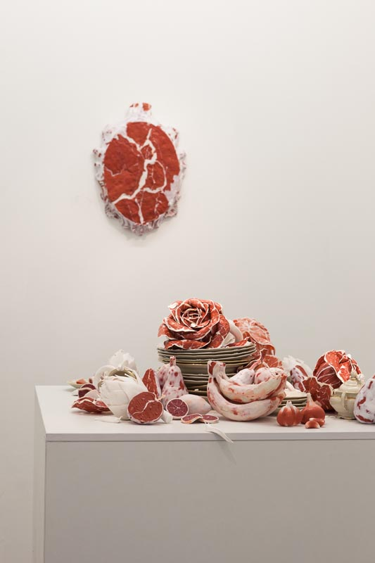 107Installation view_2017_Polymer Clay (2)