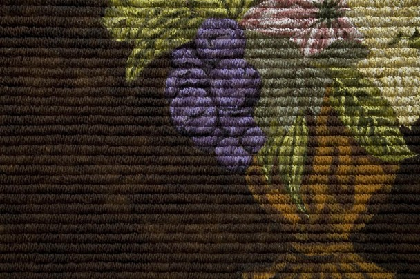 309Shira Zelwer_Tapestry (detail)_2009_Mixed media_130x130 cm