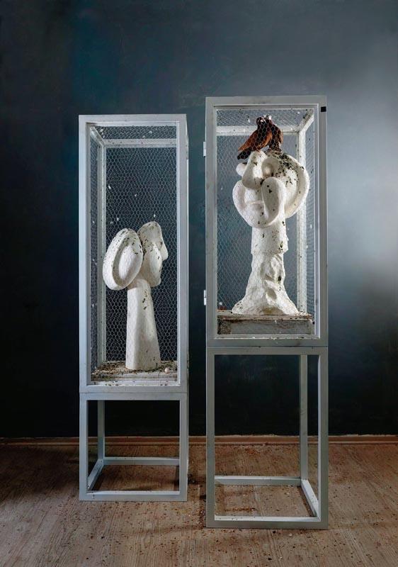 317Amon Yariv, untitled, 2014, 180x128 cm, $8,000