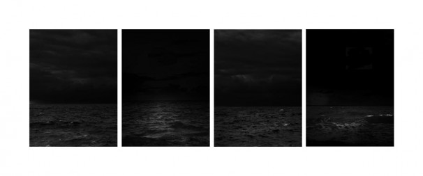 108Other Days_2017_Black and white print_90x67 each