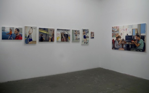 090Installation view
