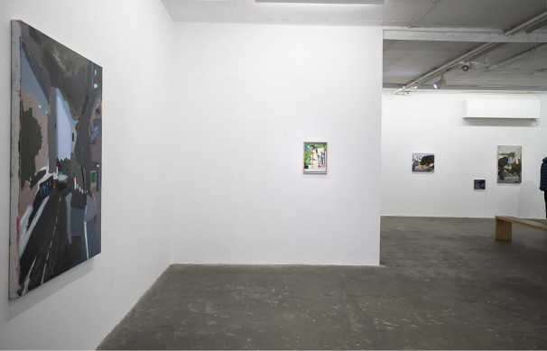 085 Installation view