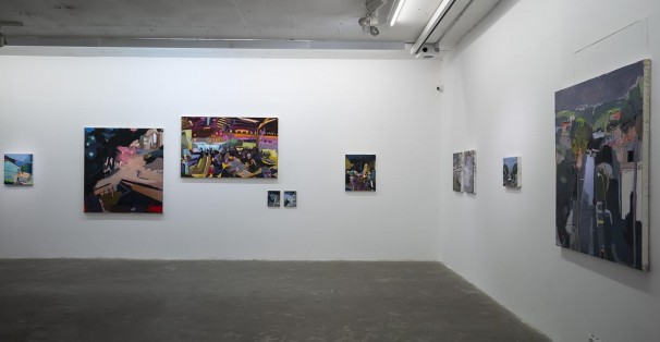 086Installation view