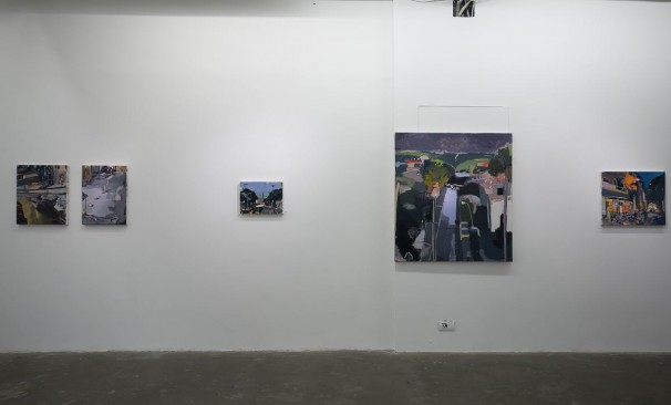 087 Installation view