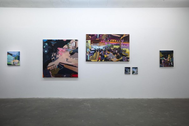 088 Installation view