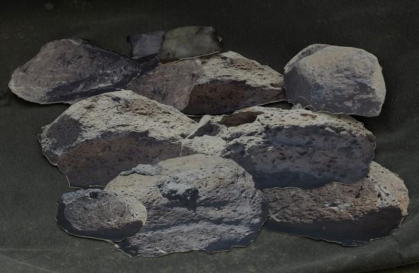 110Stone Heap, 2019, archival inkjet print, 70x46 cm