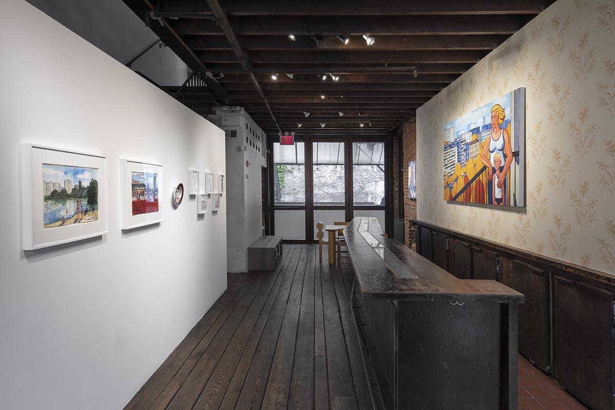 482 Installation view